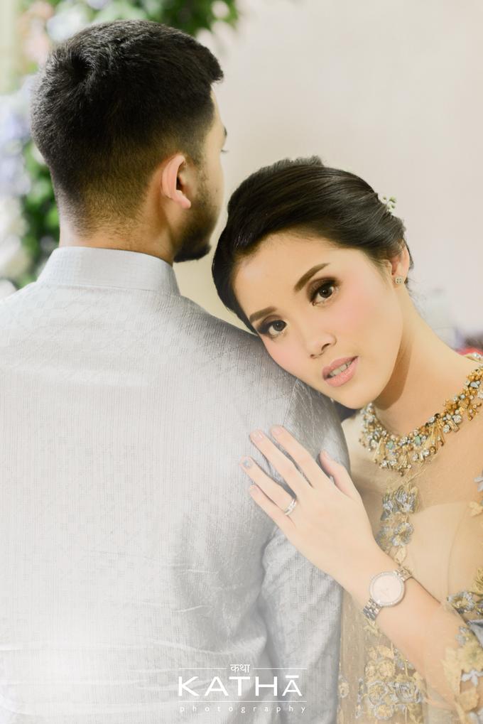 Romantic Engagement of Inda & Rino by Katha Photography - 007