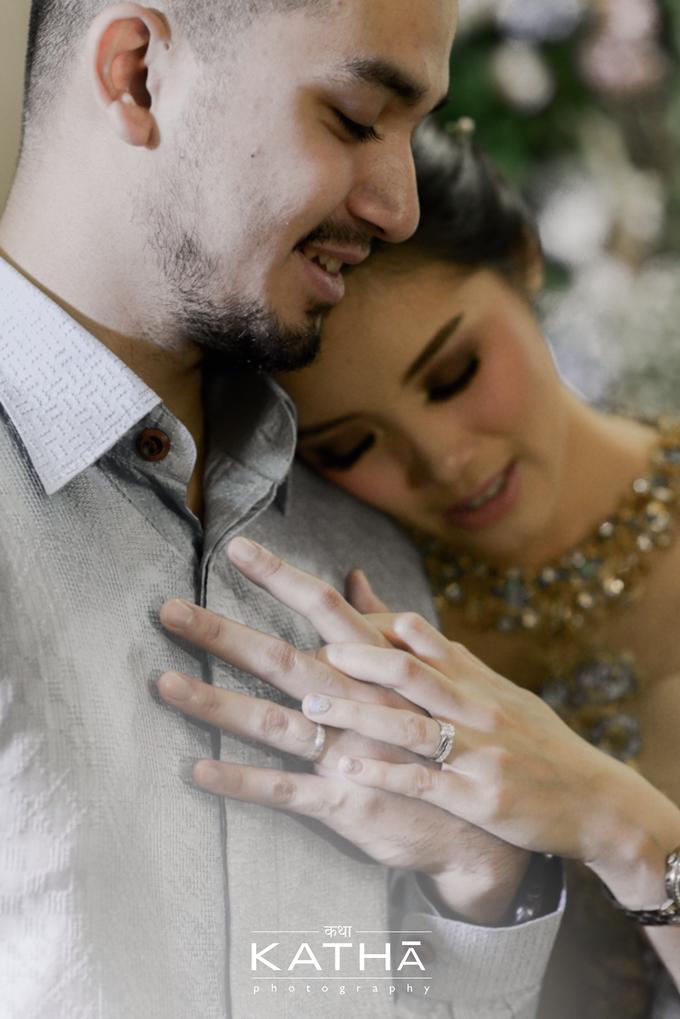 Romantic Engagement of Inda & Rino by Katha Photography - 008