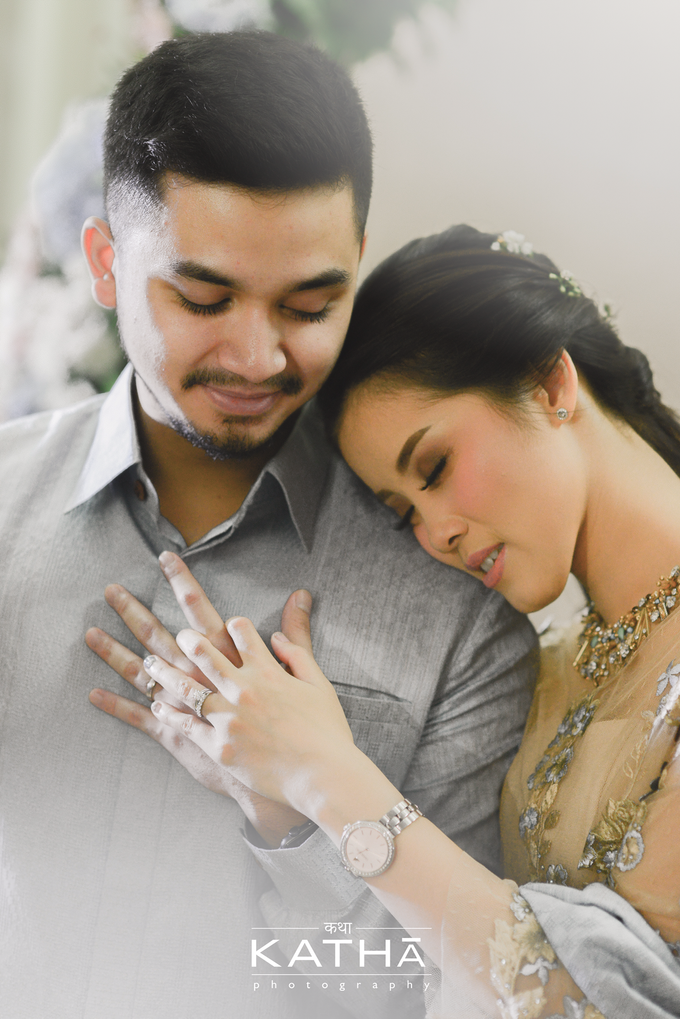 Romantic Engagement of Inda & Rino by Katha Photography - 009