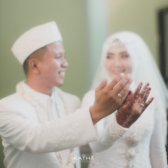 Lita & Fauzan Wedding by Katha Photography - 001