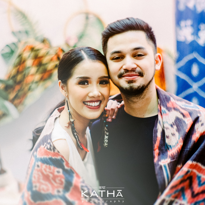 Inda & Rino Prewedding by Katha Photography - 003