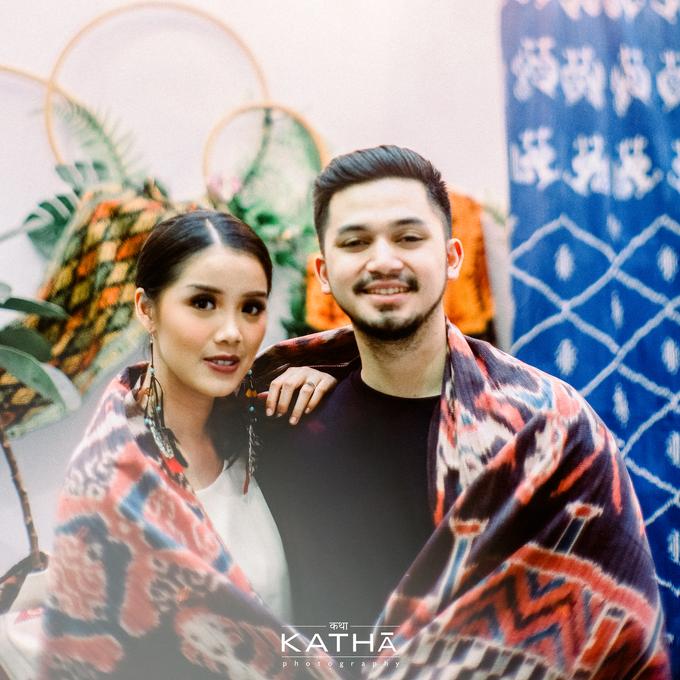 Inda & Rino Prewedding by Katha Photography - 004
