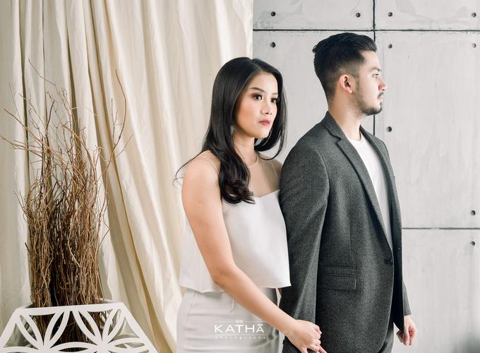 Inda & Rino Prewedding by Katha Photography - 011