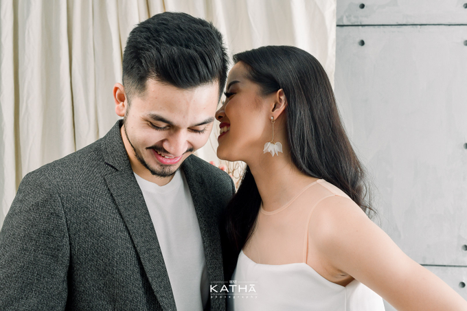 Inda & Rino Prewedding by Katha Photography - 013