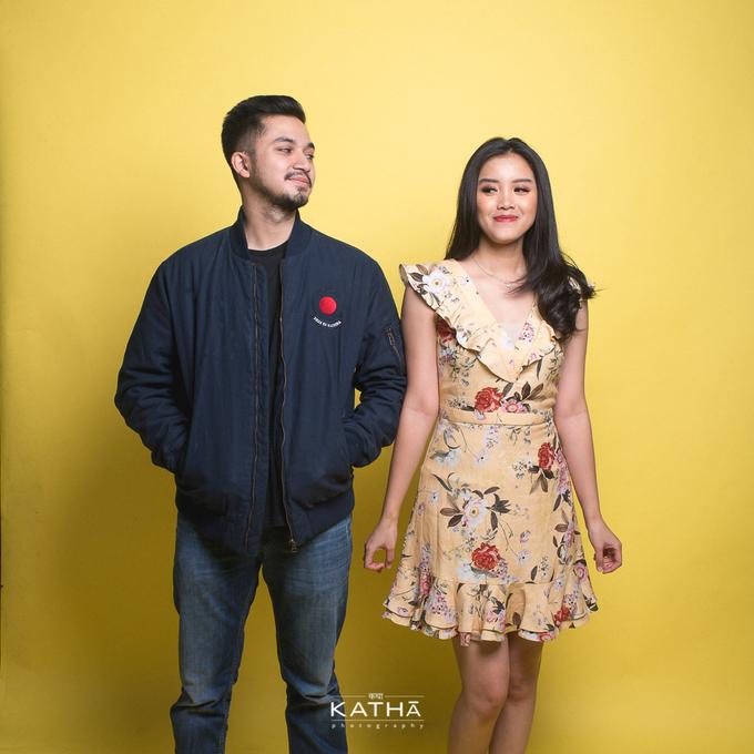 Inda & Rino Prewedding by Katha Photography - 015