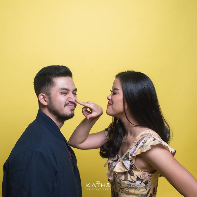 Inda & Rino Prewedding by Katha Photography - 017