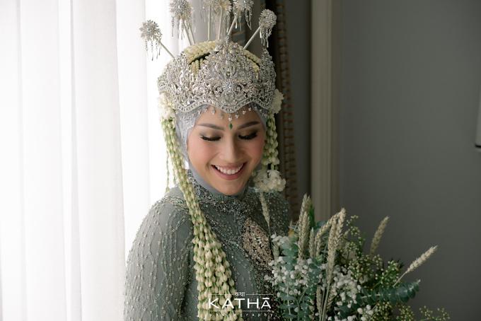 Ayu & Irsan Wedding by Financial Club Jakarta - 001