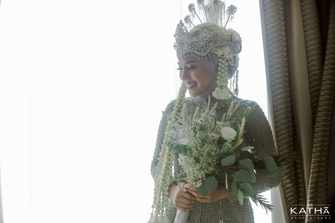 Ayu & Irsan Wedding by Financial Club Jakarta - 003