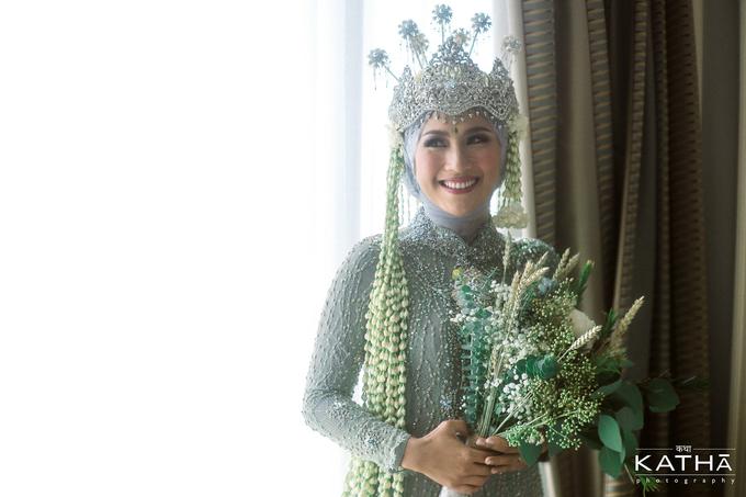 Ayu & Irsan Wedding by Financial Club Jakarta - 002