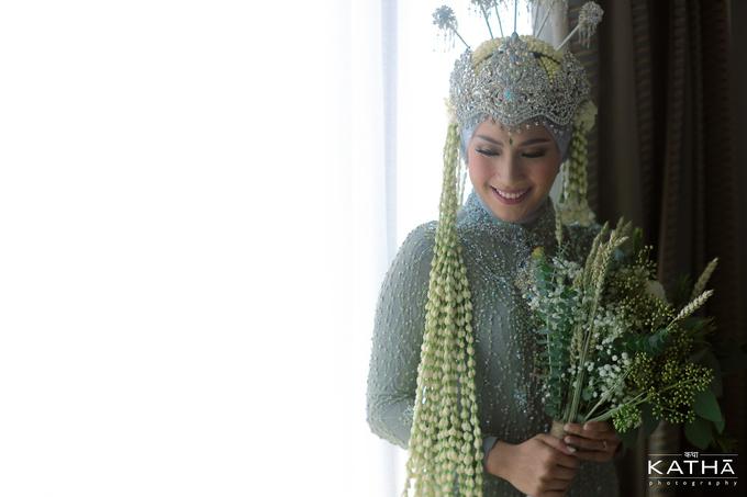 Ayu & Irsan Wedding by Financial Club Jakarta - 004