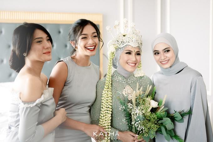 Ayu & Irsan Wedding by Financial Club Jakarta - 005