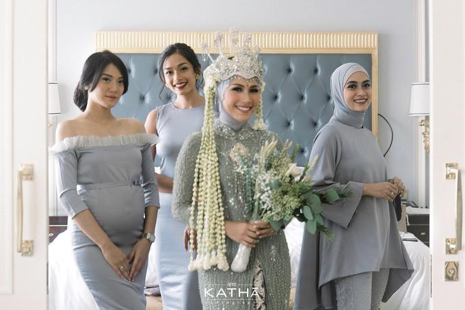 Ayu & Irsan Wedding by Financial Club Jakarta - 006
