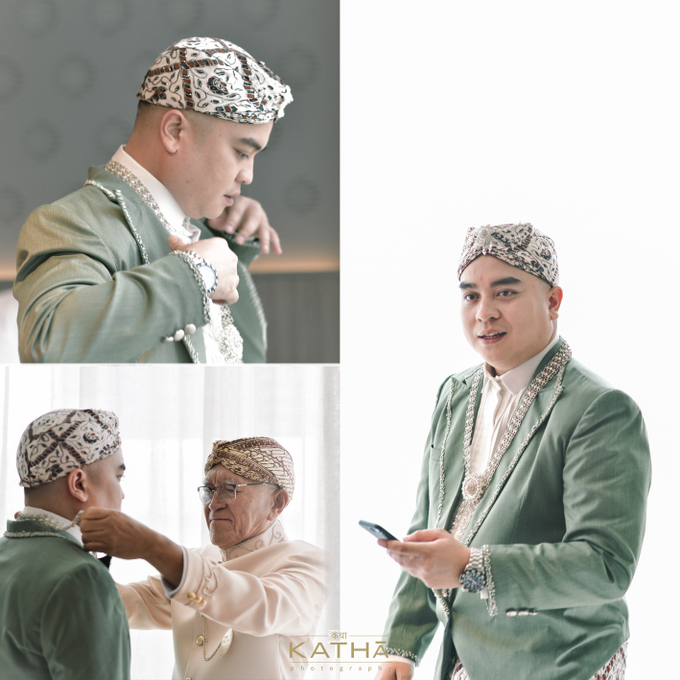Ayu & Irsan Wedding by Financial Club Jakarta - 010
