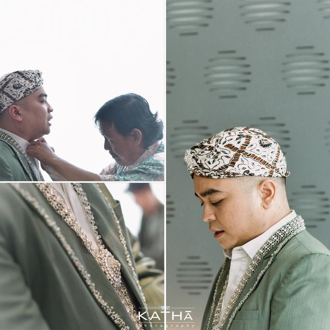 Ayu & Irsan Wedding by Financial Club Jakarta - 012