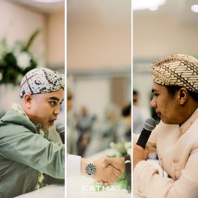 Ayu & Irsan Wedding by Financial Club Jakarta - 013