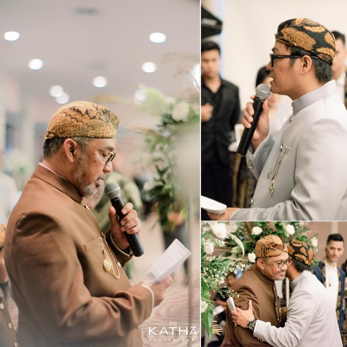Ayu & Irsan Wedding by Financial Club Jakarta - 014