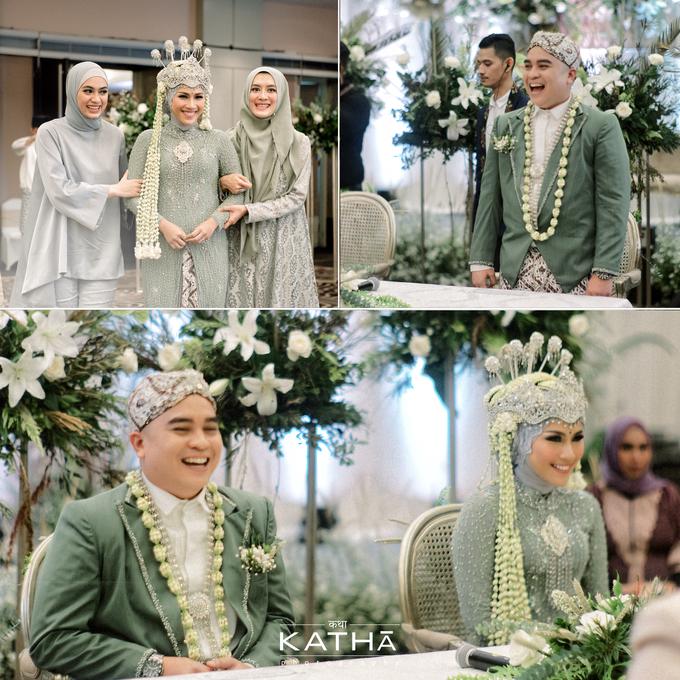 Ayu & Irsan Wedding by Financial Club Jakarta - 015