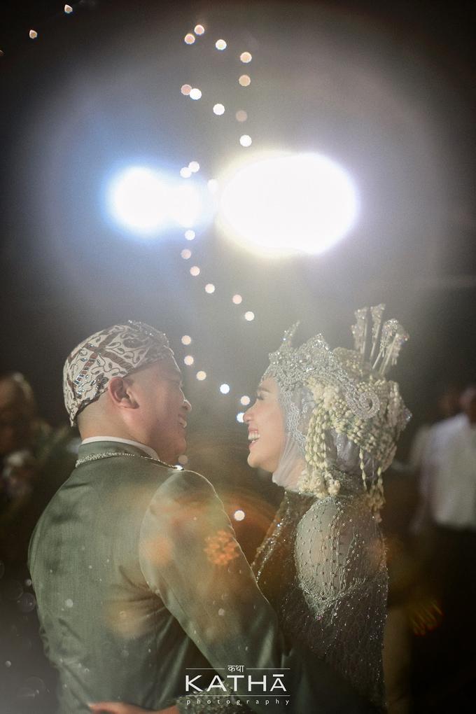 Ayu & Irsan Wedding by Financial Club Jakarta - 016