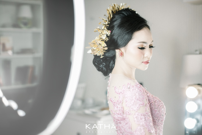Vania & Almer Engagement Ceremony by Katha Photography - 003