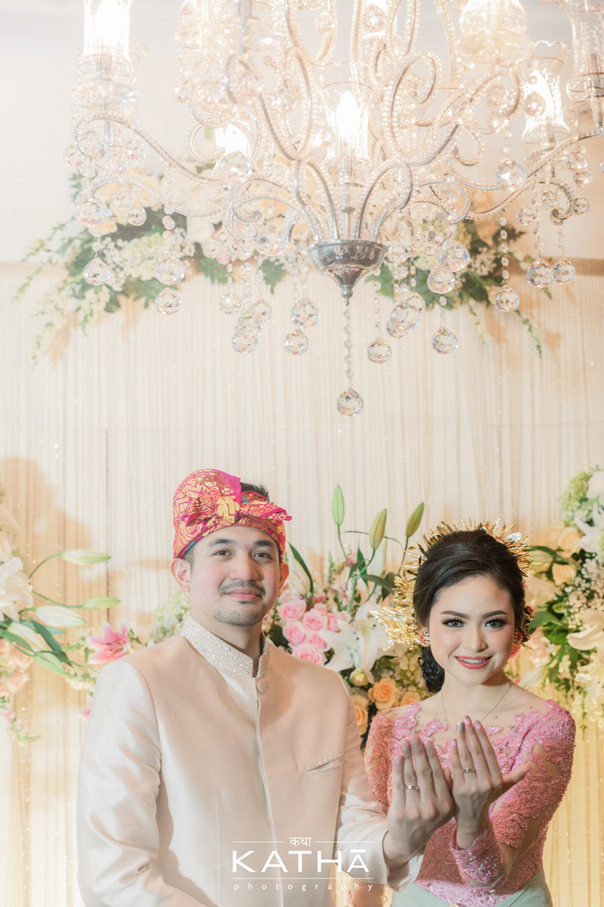 Vania & Almer Engagement Ceremony by Katha Photography - 023