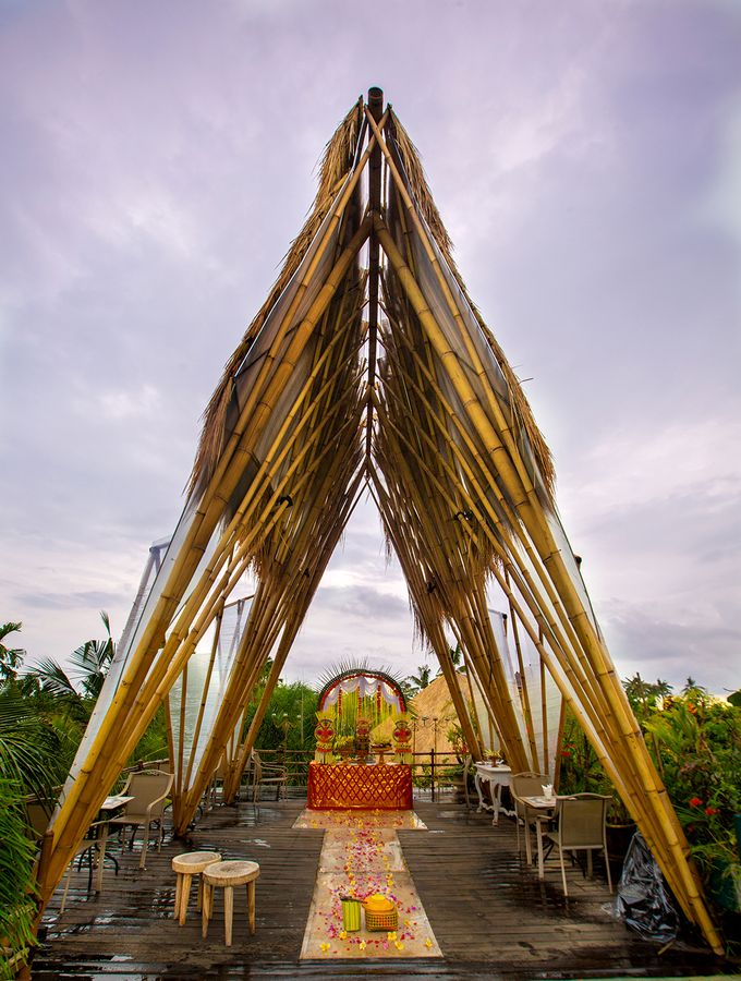 Katie & Nial Balinese Wedding in Ubud by The Mansion Baliwood Resort Hotel and Spa - 001