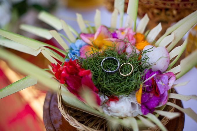 Katie & Nial Balinese Wedding in Ubud by The Mansion Baliwood Resort Hotel and Spa - 002