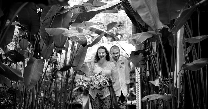 Katie & Nial Balinese Wedding in Ubud by The Mansion Baliwood Resort Hotel and Spa - 005