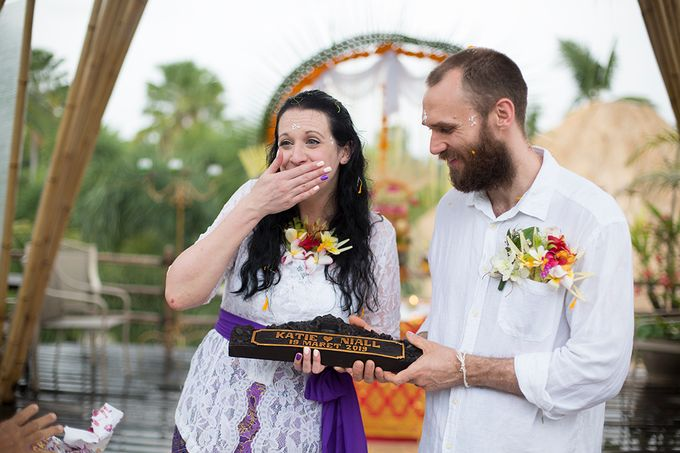 Katie & Nial Balinese Wedding in Ubud by The Mansion Baliwood Resort Hotel and Spa - 012