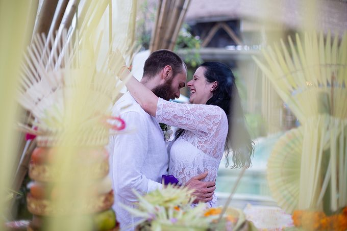 Katie & Nial Balinese Wedding in Ubud by The Mansion Baliwood Resort Hotel and Spa - 013