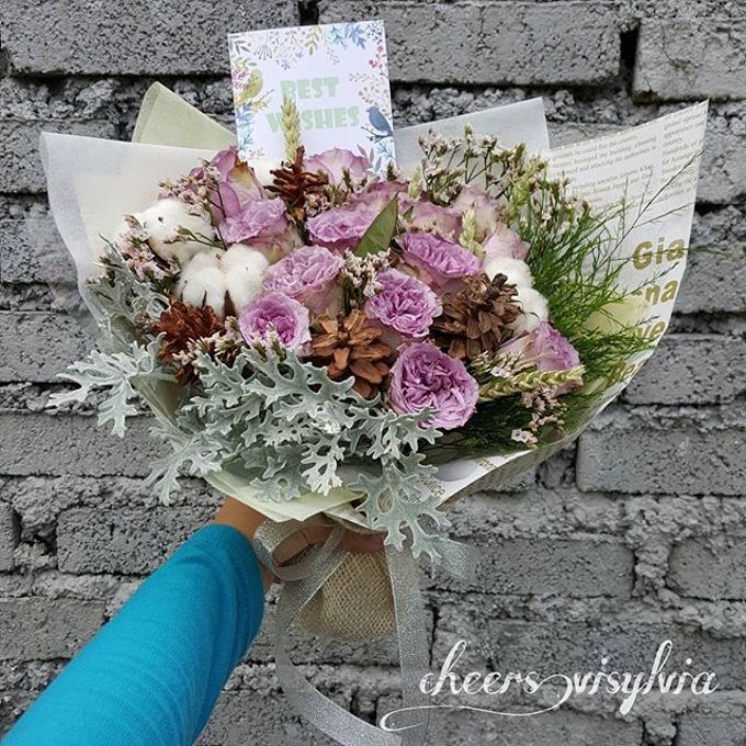 Gift Bouquet  by visylviaflorist - 001
