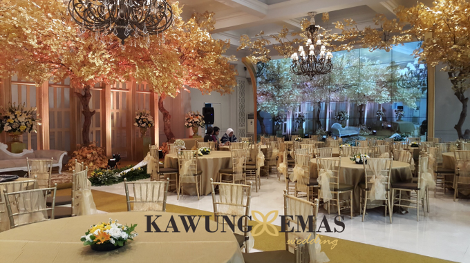 Acara Anniversary Bpk. KOMBESPOL HERRY HERYAWAN by KAWUNG EMAS wedding - 002