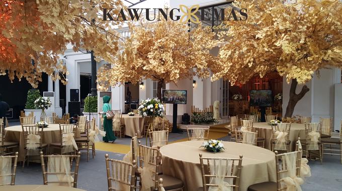 Acara Anniversary Bpk. KOMBESPOL HERRY HERYAWAN by KAWUNG EMAS wedding - 003