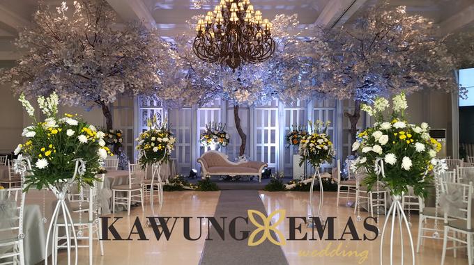 Wedding Anniversary Bpk KOMJENPOL (Purn.) BUDI .W by KAWUNG EMAS wedding - 002