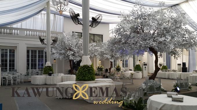 Wedding Anniversary Bpk KOMJENPOL (Purn.) BUDI .W by KAWUNG EMAS wedding - 001