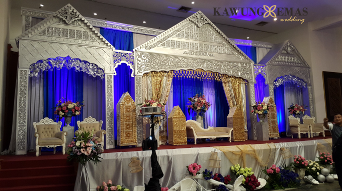 Traditional Wedding Decoration by KAWUNG EMAS wedding - 001