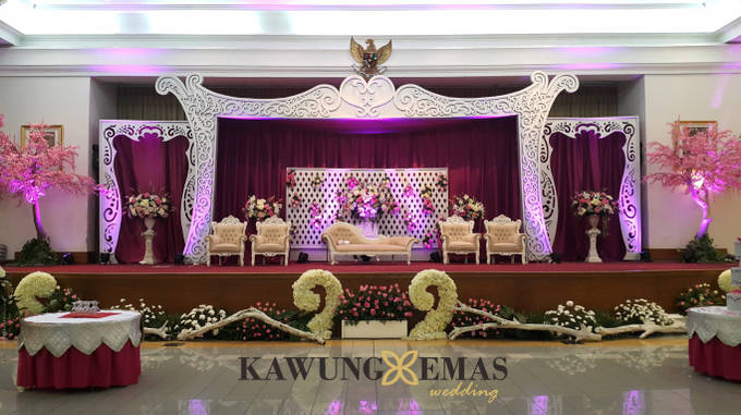 Traditional Wedding Decoration by KAWUNG EMAS wedding - 002