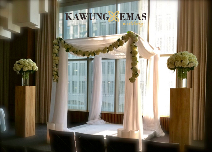 Traditional Wedding Decoration by KAWUNG EMAS wedding - 006