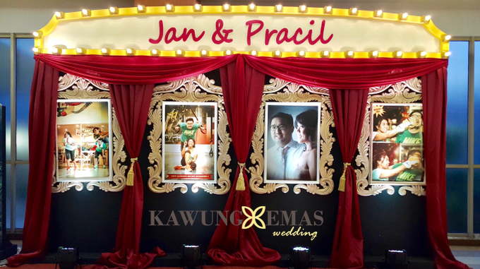 Traditional Wedding Decoration by KAWUNG EMAS wedding - 003