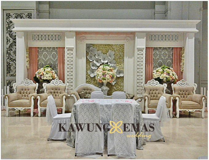 Wedding Event Dina & Mark Hadiarja by KAWUNG EMAS wedding - 001