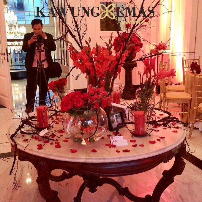 Acara HUT KAPOLRI JENDERAL TITO KARNAVIAN by KAWUNG EMAS wedding - 002