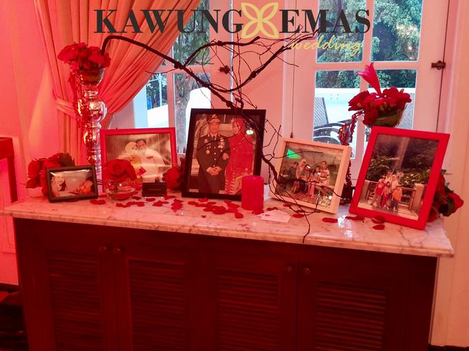 Acara HUT KAPOLRI JENDERAL TITO KARNAVIAN by KAWUNG EMAS wedding - 001
