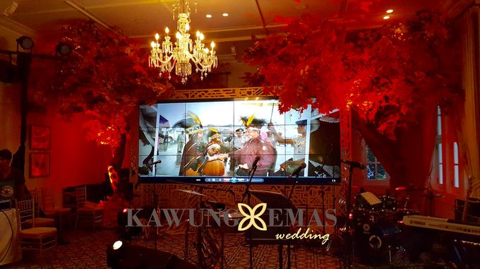 Acara HUT KAPOLRI JENDERAL TITO KARNAVIAN by KAWUNG EMAS wedding - 004