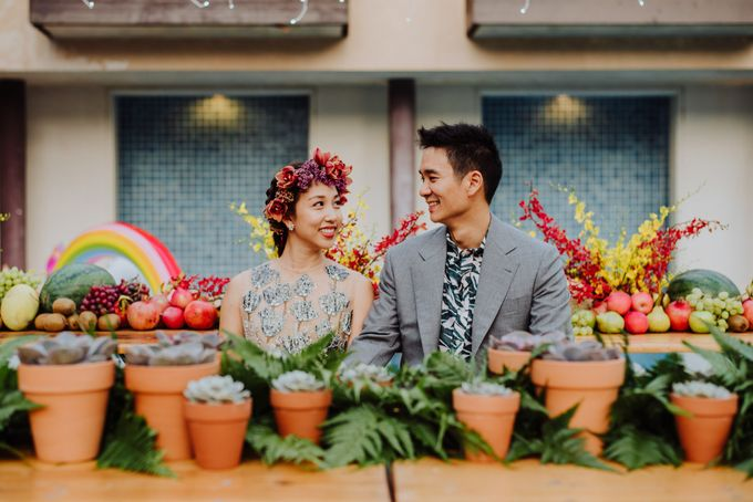 Sean & Kay by Andri Tei Photography - 001