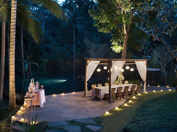 Kayumanis Ubud Intimate Bali Wedding by Chroma Wedding - 010