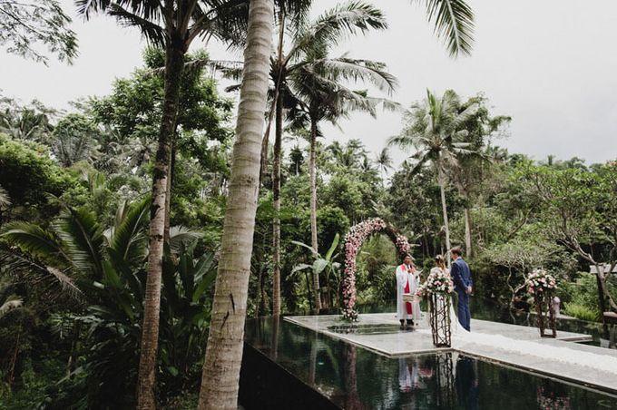 Kayumanis Ubud Intimate Bali Wedding by Chroma Wedding - 008