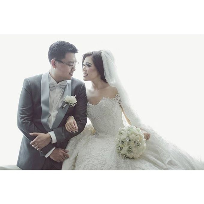 The Wedding of Galan & Widya by All Occasions Wedding Planner - 016