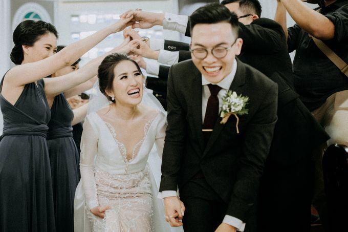 Ryan & Feli Wedding day by Keyva Photography - 048