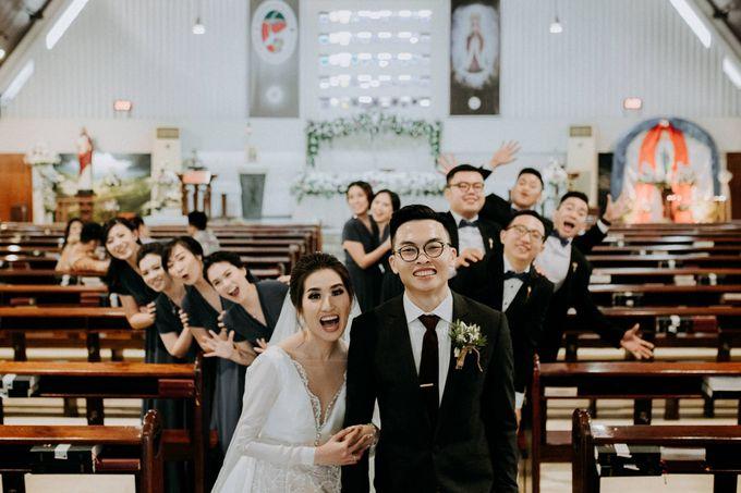 Ryan & Feli Wedding day by Keyva Photography - 049