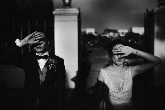 Ryan & Feli Wedding day by Keyva Photography - 039
