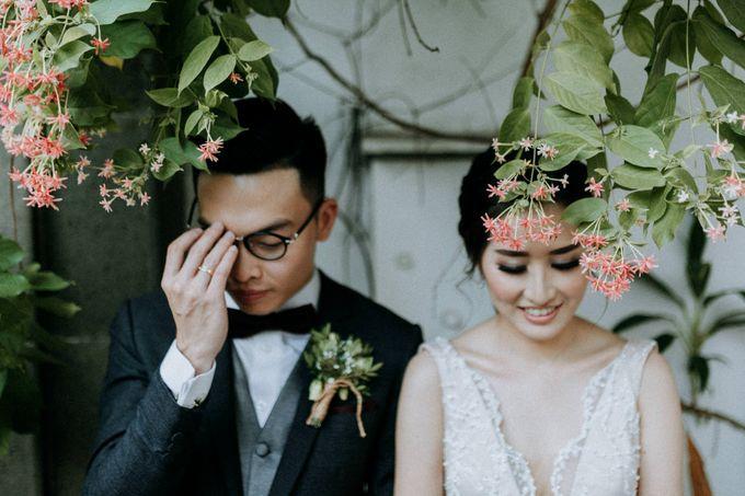 Ryan & Feli Wedding day by Keyva Photography - 040